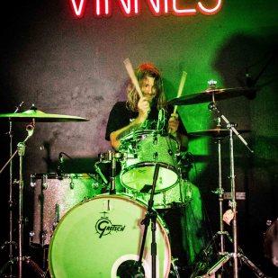 Dirty Hearts @ Vinnies Dive May 19-8