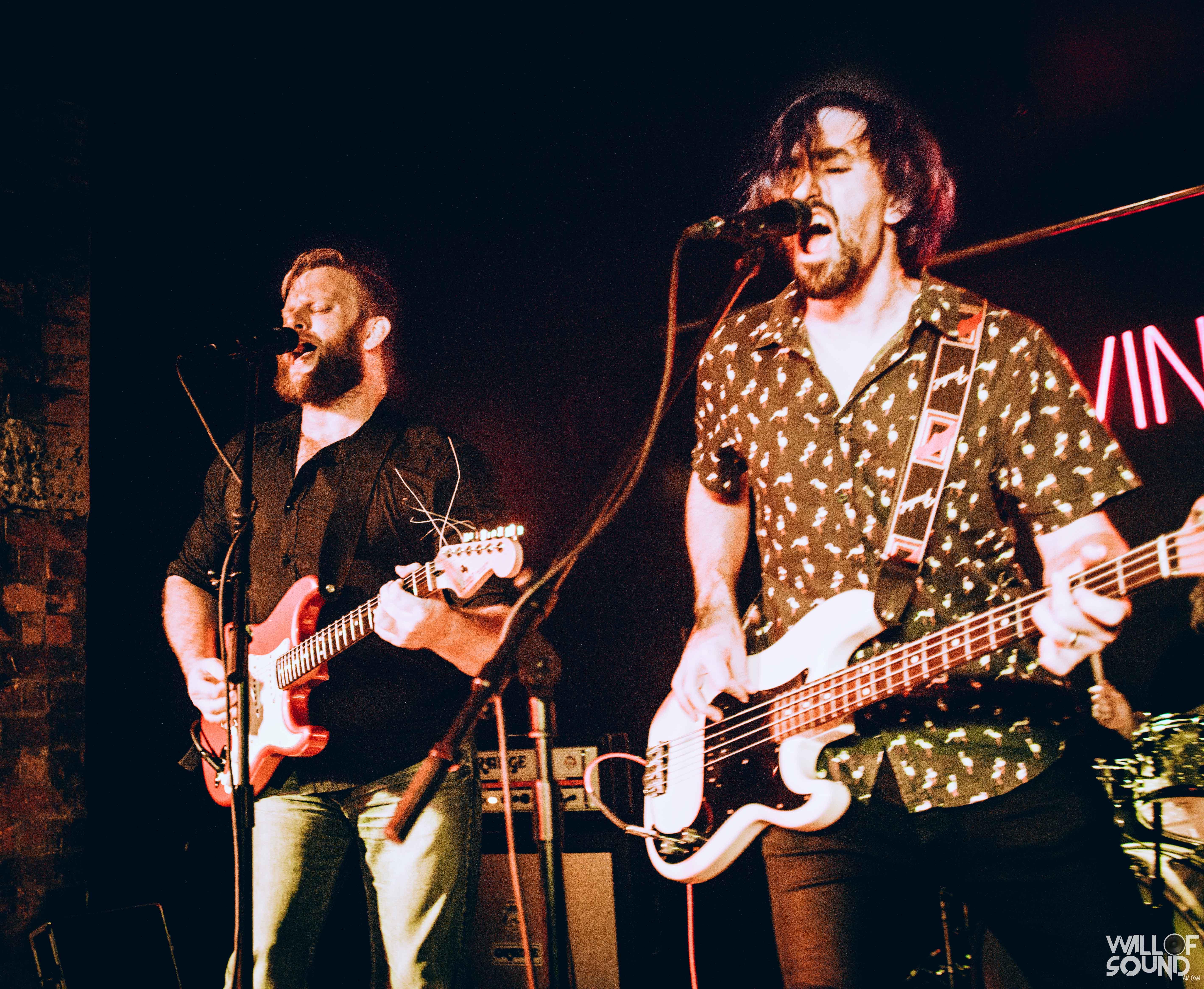 Dirty Hearts @ Vinnies Dive May 19-9-1