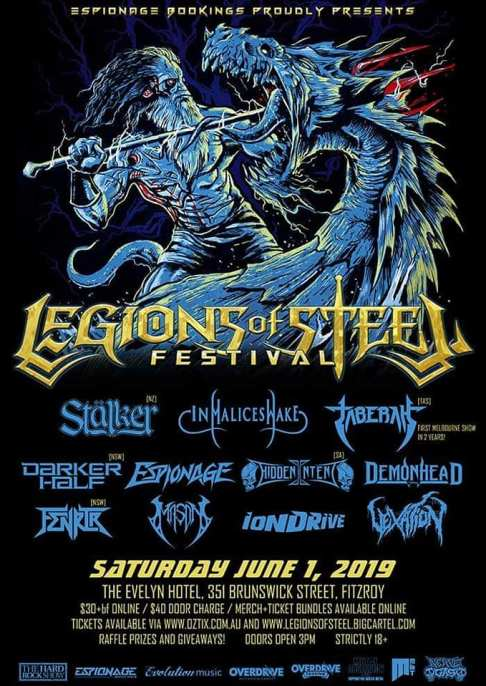legions of steel gest 2019