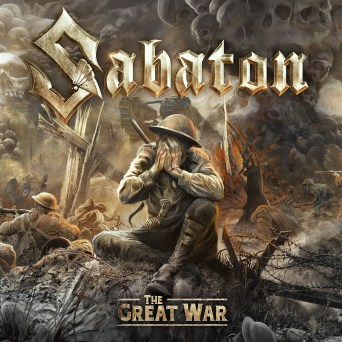 Sabaton - The Great War - Artwork