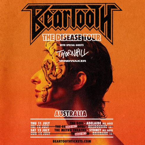 beartooth tour aus