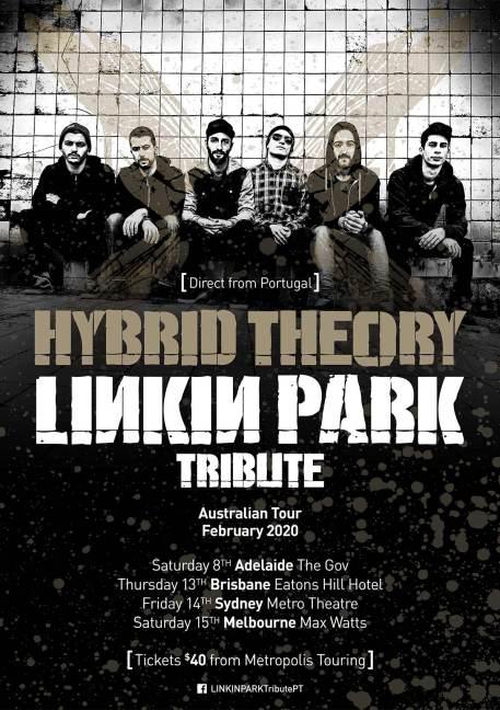 hybrid theory tour 2