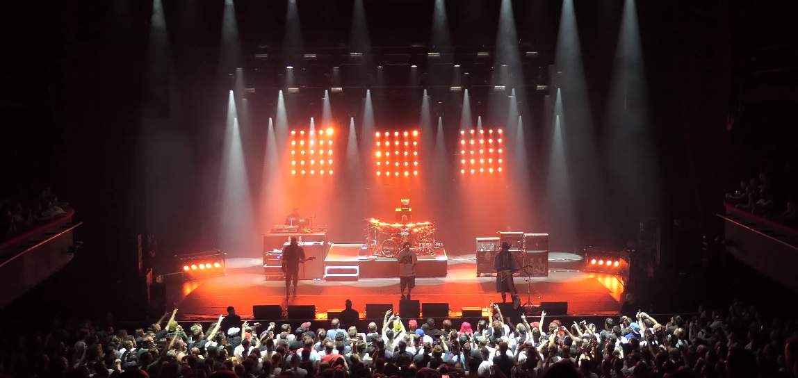 Watch Limp Bizkit Play A New Song Called 'Wasteoid' In Paris – Wall