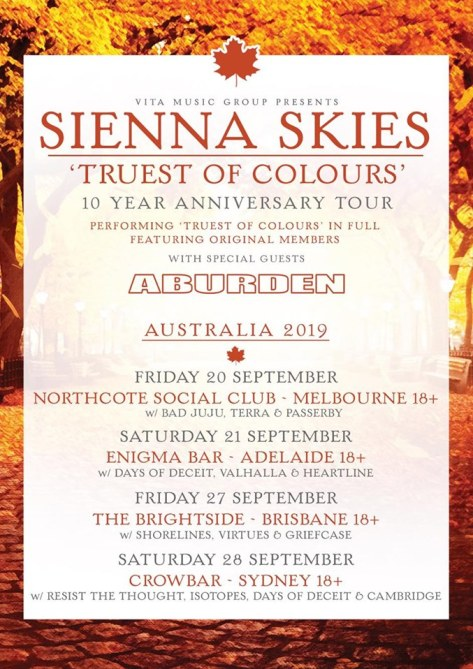 sienna skies tour 19