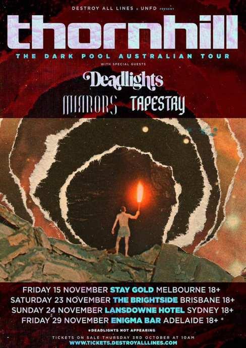 thorny tour