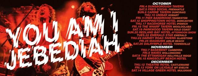 you am i jebediah tour