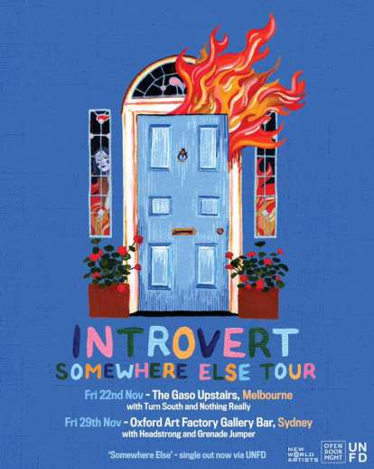 introvert shows