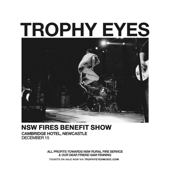troph eyes benefit show
