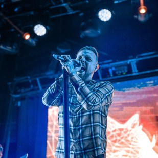 Sam Carter of Architects at UNIFY Gathering 2020. Photo: Bree Vane