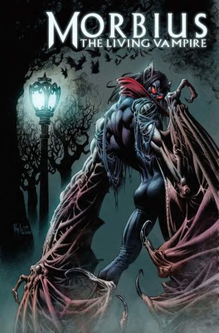 morbius comic 2