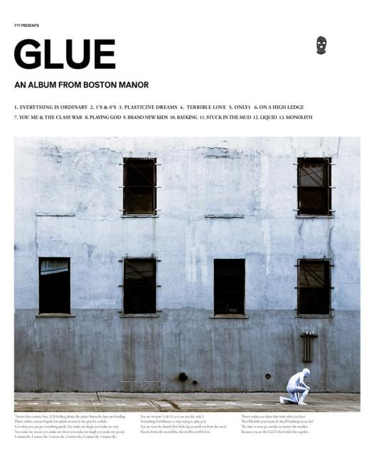 boston manor - glue