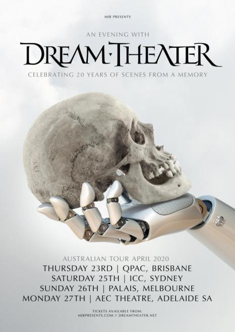 dream theatre tour