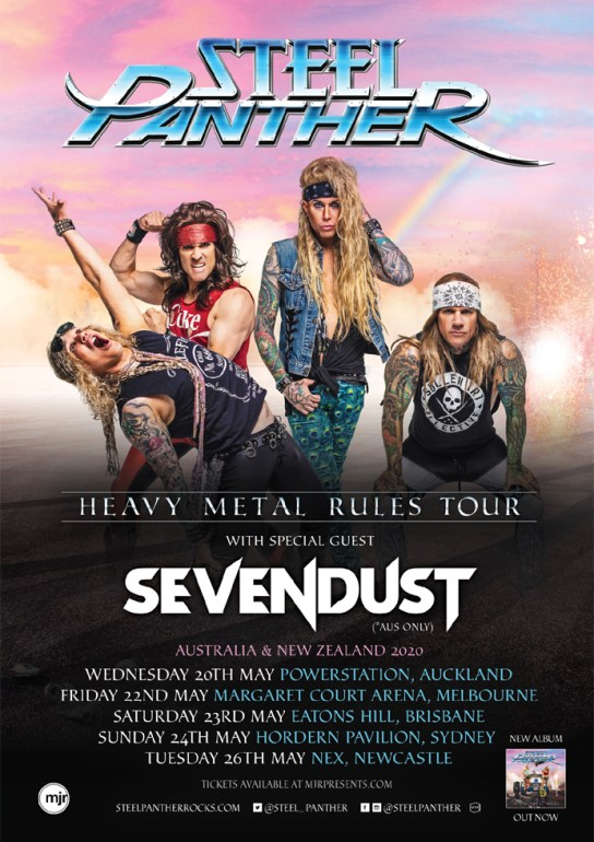 panther tour