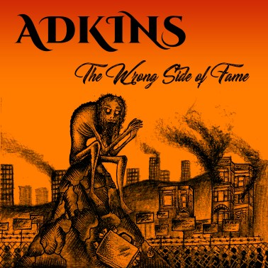 ADKINS - the wrong side of pain