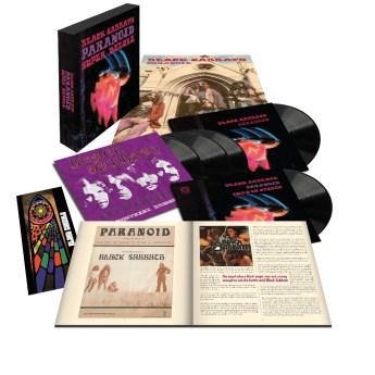 Black Sabbath 50th box set