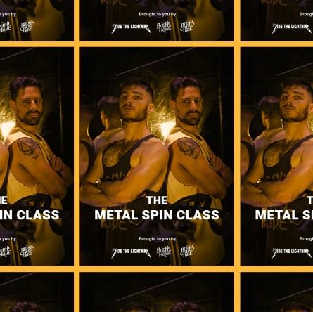 Metal Spin Class x Bodhi & Ride