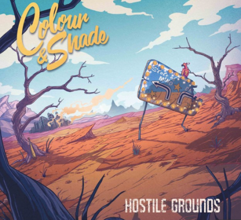 Colour and Shade Hostile Grounds EP