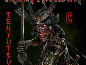 iron maiden Senjutsu album