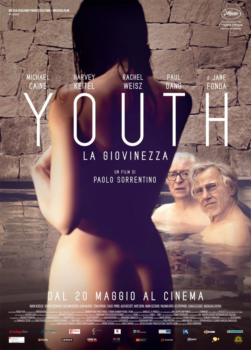 SORRENTINO, Paolo La giovinezza (Youth, film, 2015)