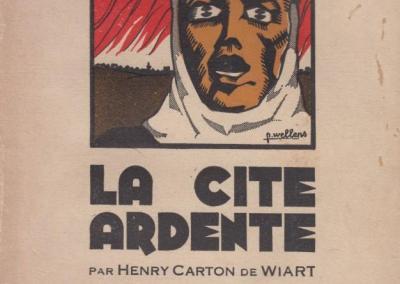Henry CARTON DE WIART : La cité ardente (1904)