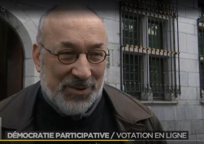 Démocratie participative : votations ?