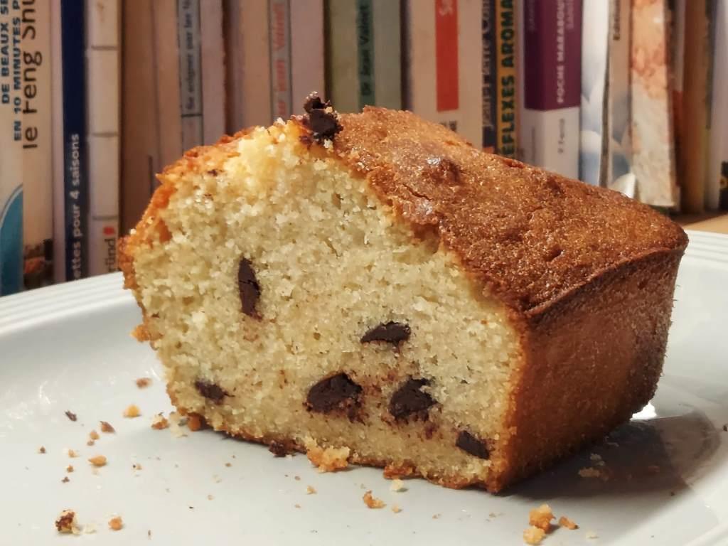 Cake cinq-quarts aux amandes