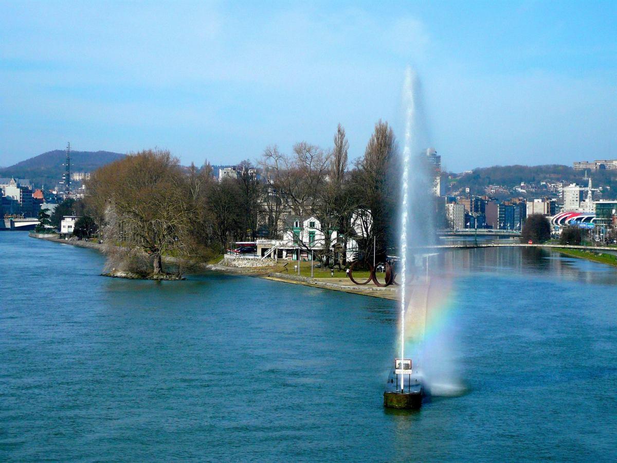 Au fil de l'eau, de Liège à Maastricht (CHiCC, 2014)