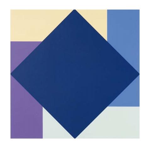 HUSQUINET : Sans titre (1987, Artothèque, Lg)