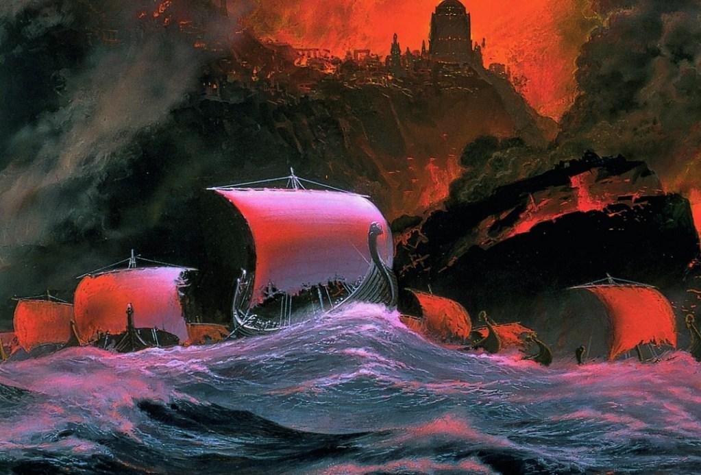 TOLKIEN : Le Silmarillion (nouvelle traduction)