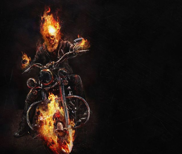 Ghost Rider Hd Aesthetic Wallpaper Free Hd Wallpaper Download