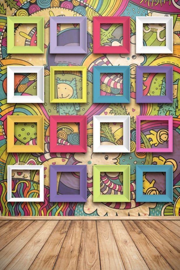 App Shelves Wallpaper Group 43