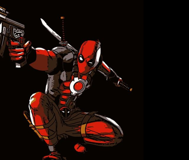 Deadpool Hd Wallpaper New Marvel Hero A Mercenary