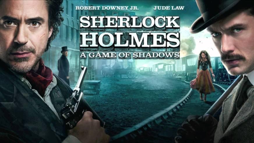 Sherlock Holmes Movie Wallpapers Group (85+)
