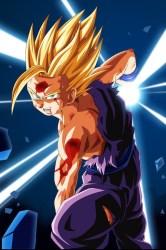 Dragon Ball Z Iphone Wallpaper Gohan HD Wallpaper Gallery