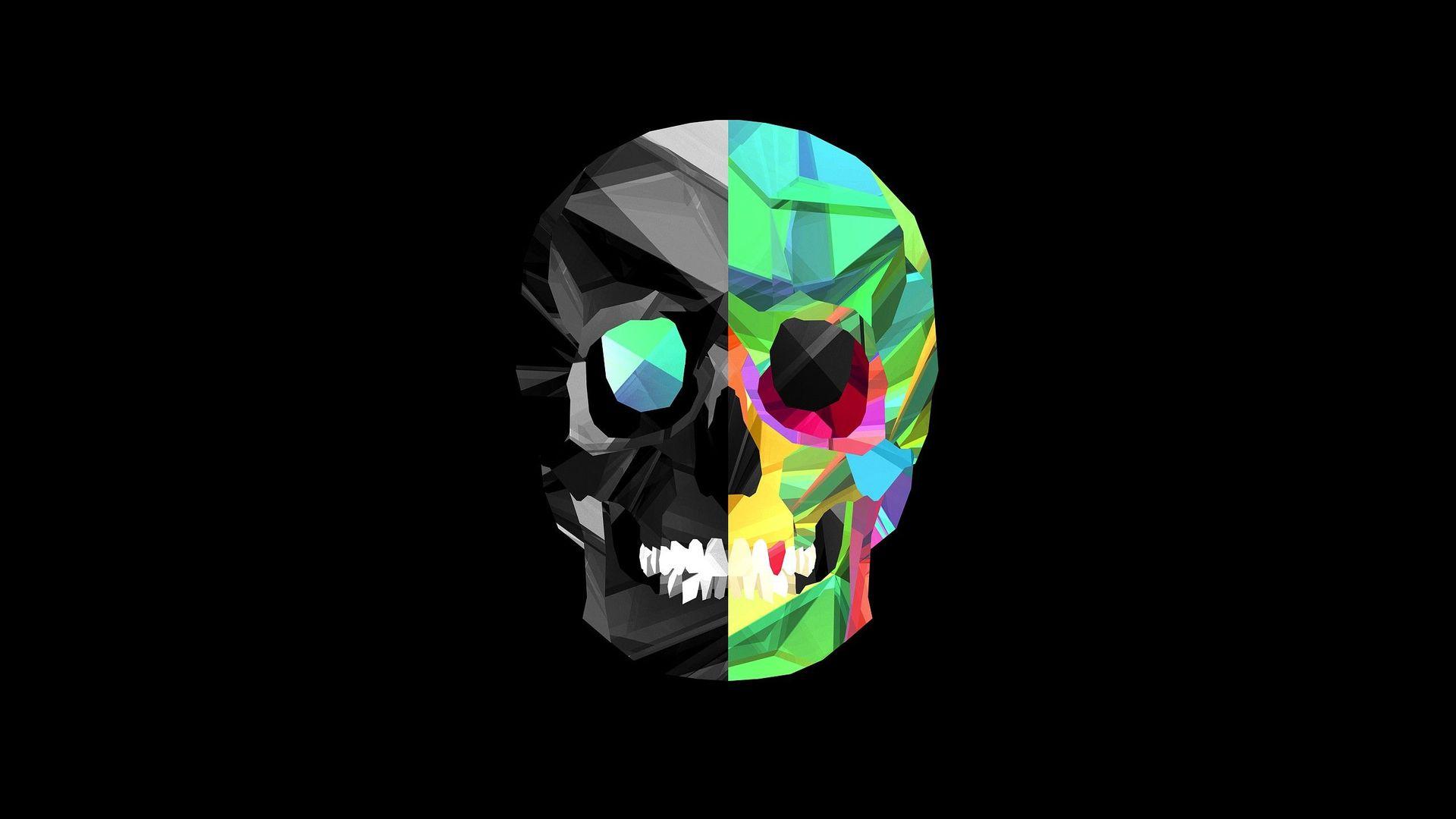 Cool Wallpapers Skulls Group (75