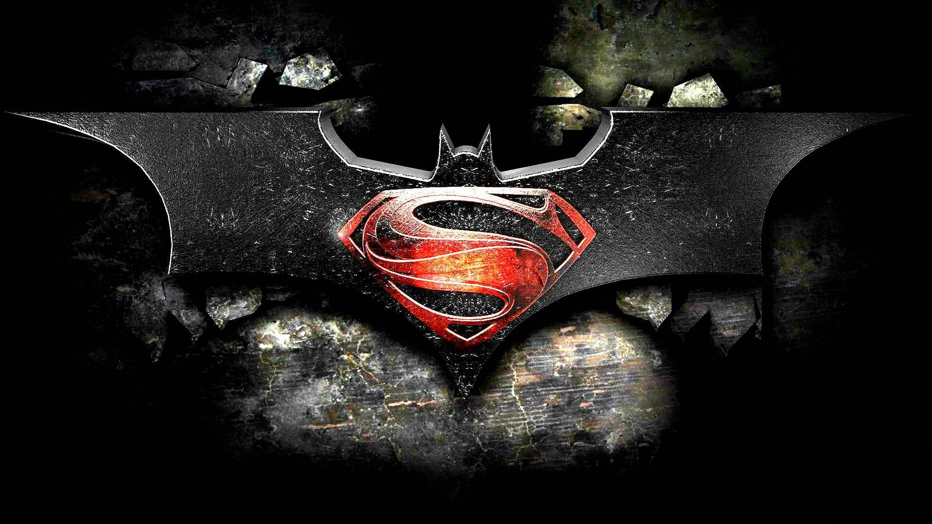 Batman Vs Superman Logo Wallpaper 1080p  Wallpaper Images