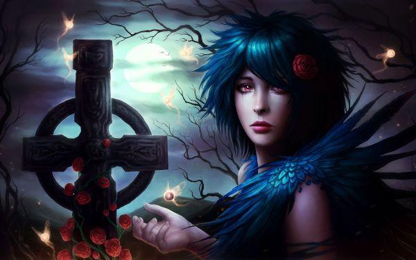 Fantasy Girl Hd Wallpapers Group 36