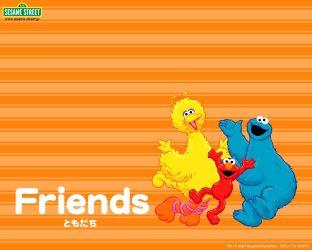 Sesame Street Learn Japanese Sesame Street Wallpaper 17902562