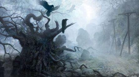 Dark Fantasy Backgrounds