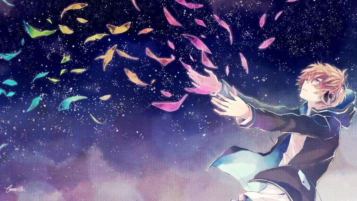 61 Anime Boy Wallpaper Hd