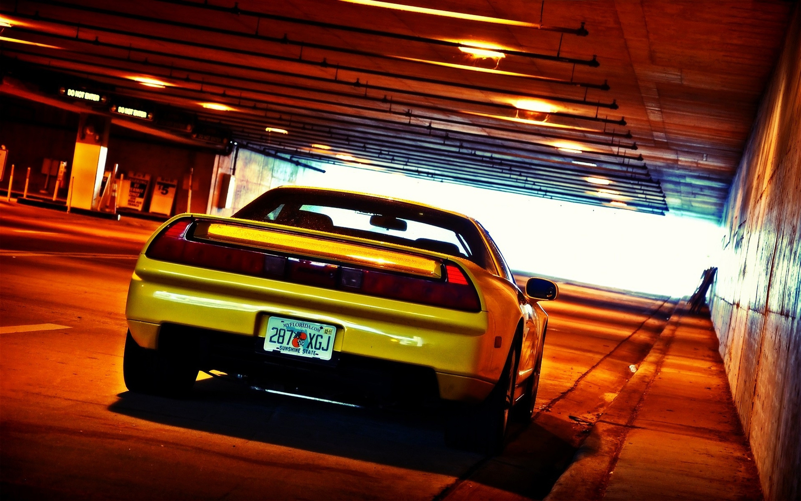 Josh briggs & christopher lampton it seems like it was only a few years ago when cell phones. Hd Wallpaper Of Yellow Cars Honda Nsx Tunnel Jdm Desktop Wallpaper Yellow Cars Honda Nsx