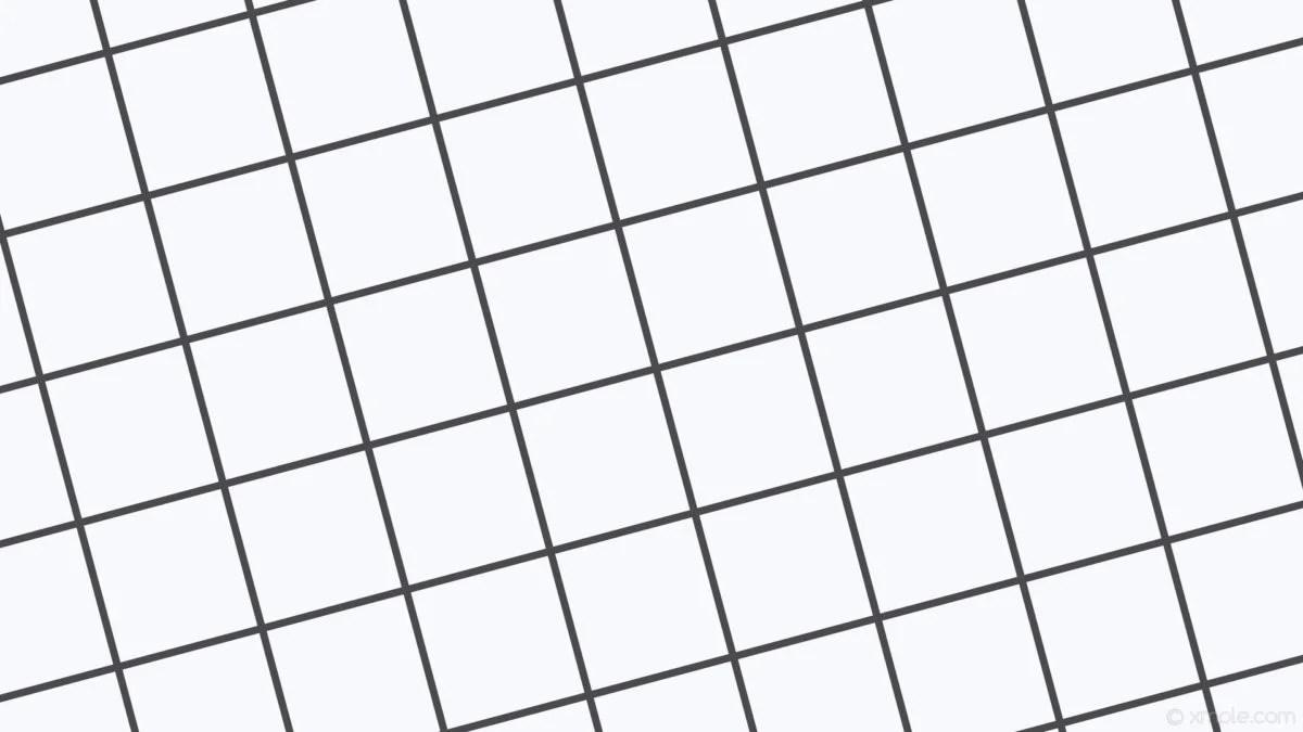 wallpaper graph paper white grid black ghost white #f8f8ff