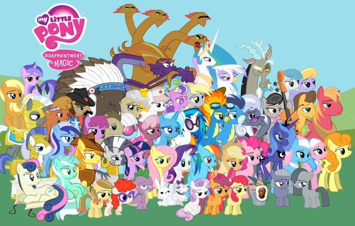 my little pony cast
