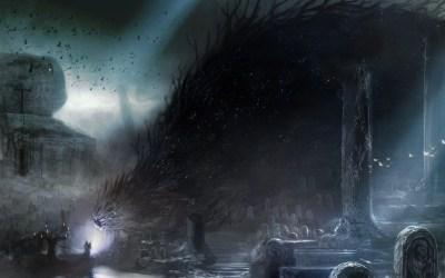 65+ Dark Fantasy Wallpaper HD