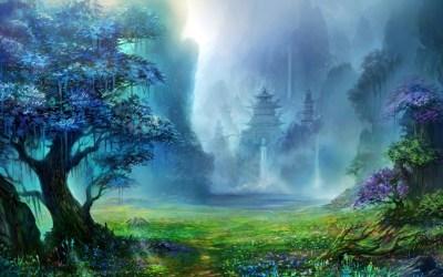 81+ Fantasy Forest