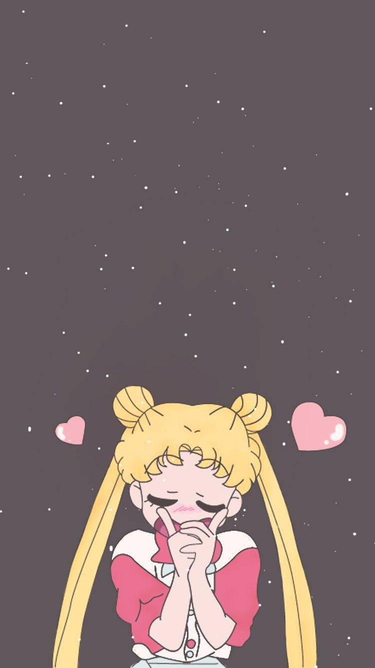 Pink Sailor Moon Wallpaper : sailor, wallpaper, Aesthetic, Sailor, Wallpapers, WallpaperDog