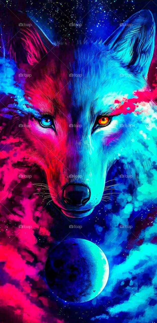 Wolf Phone Background : phone, background, Phone, Wallpapers, WallpaperDog