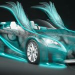 Cool Blue Cars Wallpapers On Wallpaperdog