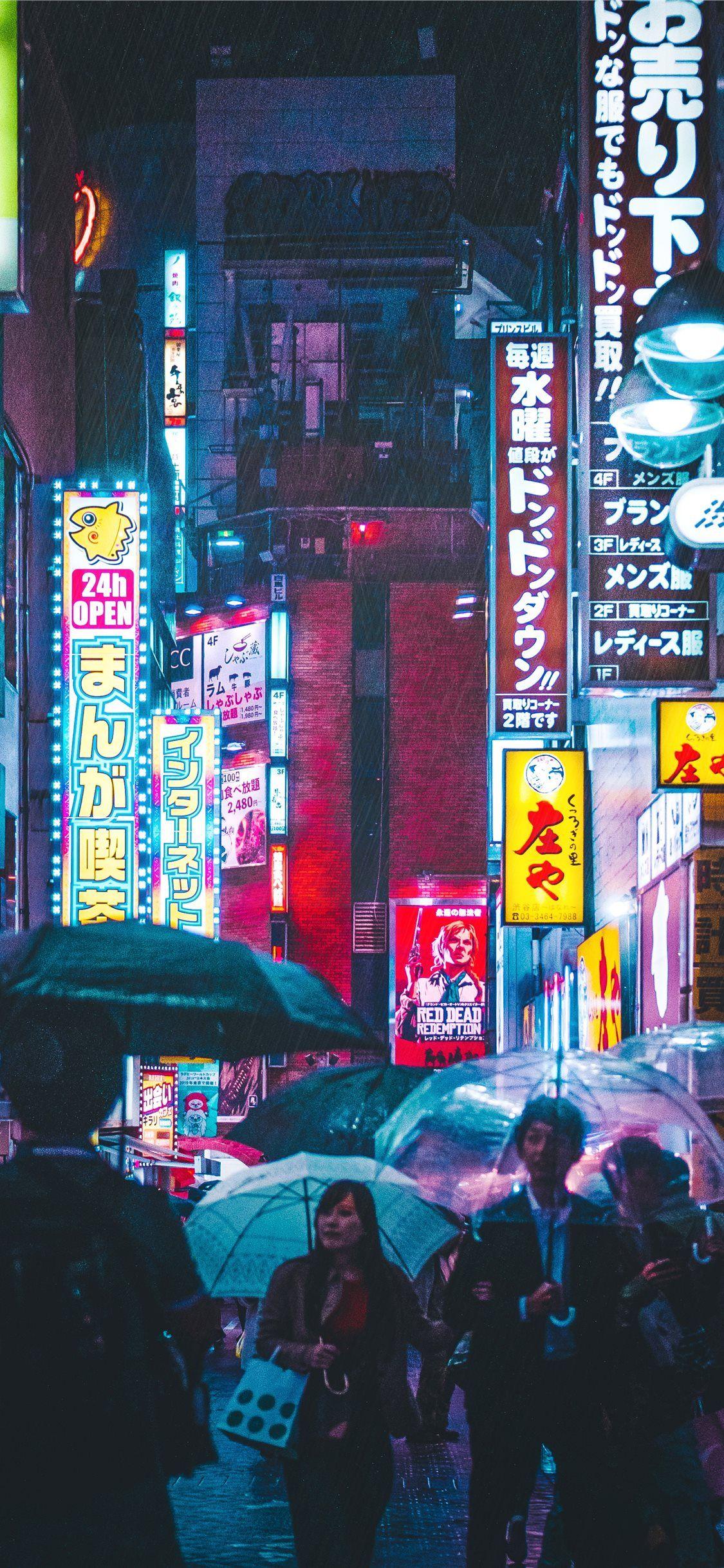 11 aesthetic anime wallpaper 1366×768 wallpaper for desktop laptop aq83 nature anime art sea in 2020. Jappanse Aesthetic Night Wallpapers on WallpaperDog