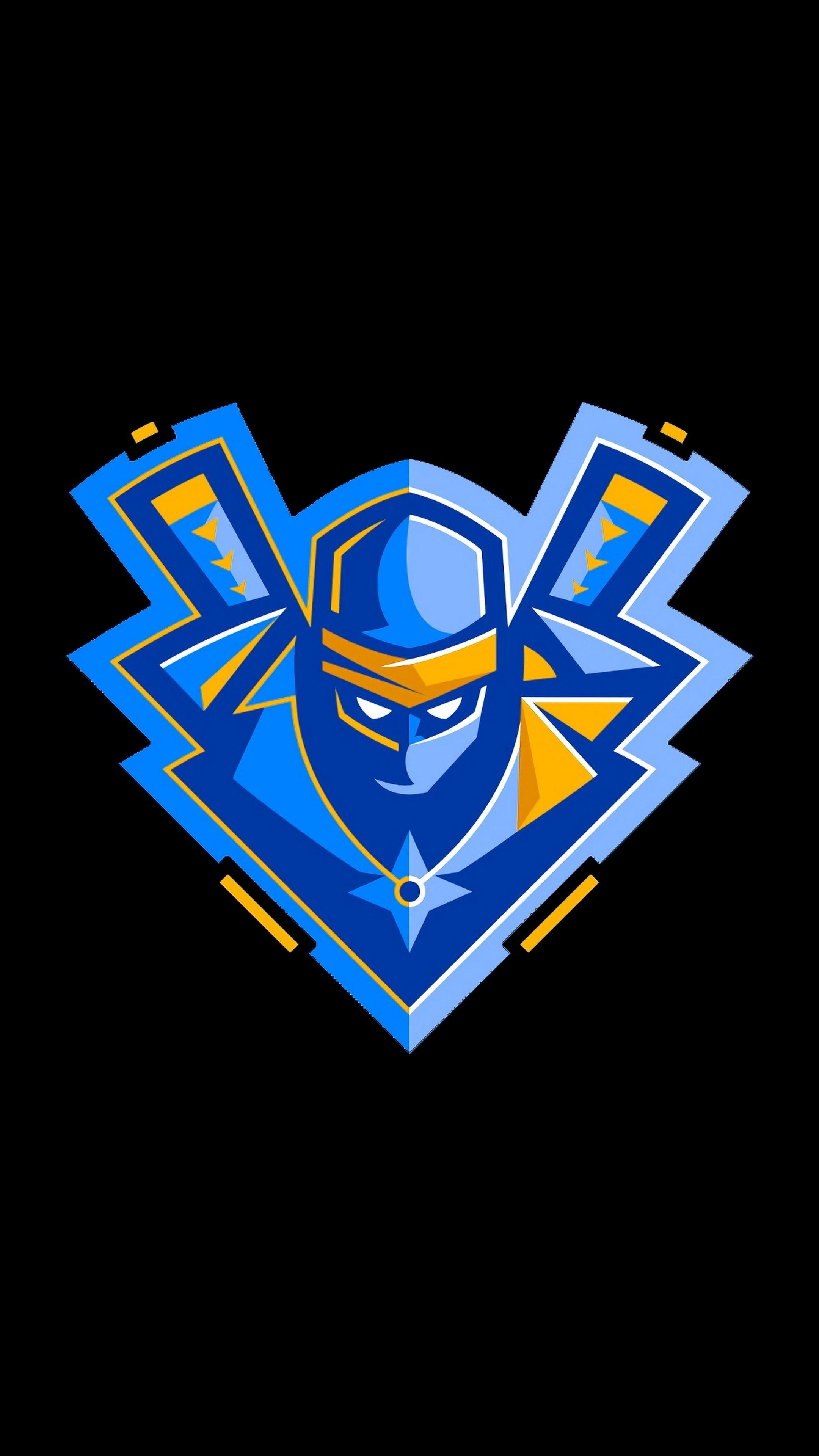 How To Draw Ninja Logo : ninja, Ninja, Fortnite, Wallpapers, WallpaperDog